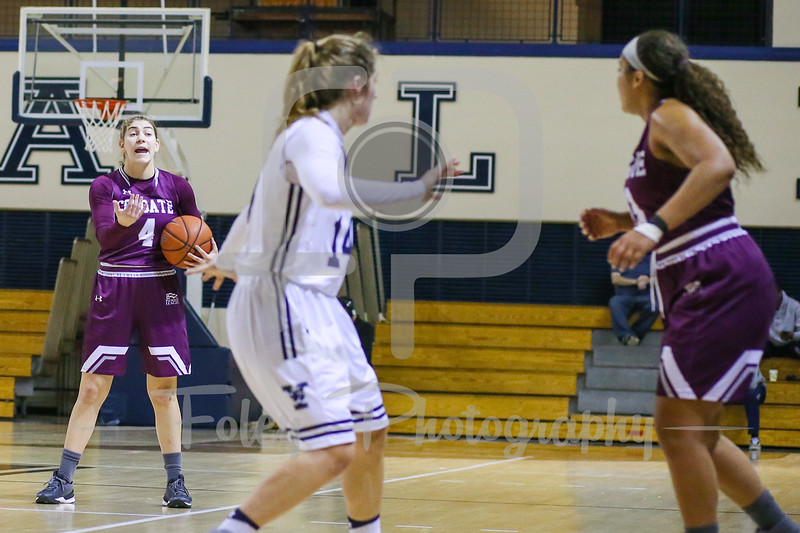 Colgate Raiders guard Mackenzie Carroll (4)