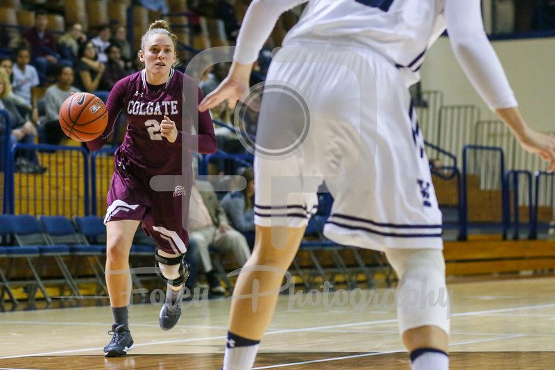 Colgate Raiders guard Tegan Graham (2)