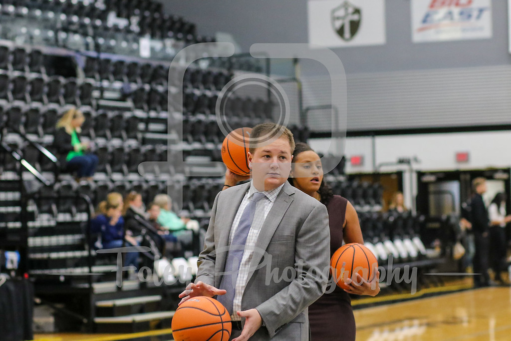 Columbia Lions assistant coach Kerry Connolly