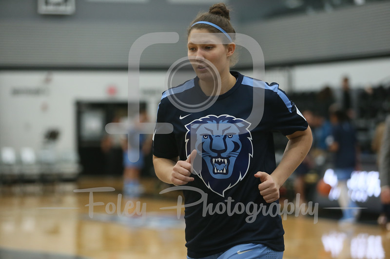 Columbia Lions guard/forward Camille Zimmerman (20)