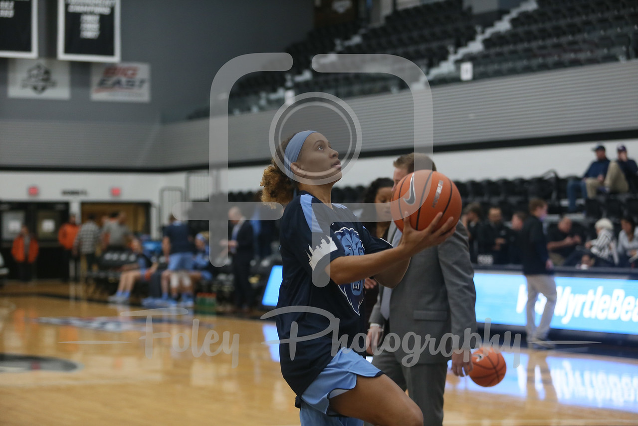 Columbia Lions guard/forward Imani Whittington (0)