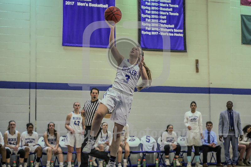 NECC Playoffs: Lesley at Becker