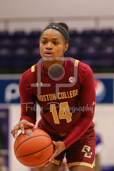 Boston College and Holy Cross