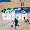 The Dallas Mavericks defeat the Portland Trail Blazers on 1-17-20 (Alex Daggett | The Talon News)