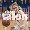 Eagles Basketball celebrates senior night and plays Krum Argyle High School in Argyle, Texas, on February 1, 2019. (Lauren Metcalf / The Talon News)