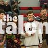 Eagles take on Sanger on Feb. 6, 2018, at Argyle High School in Argyle, Texas. (Christopher Piel/The Talon News)