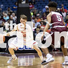 The Eagles take on Silsbee in the 4A UIL state semifinals.  San Antonio, Texas on 3/10/17. (Annabel Thorpe / The Talon News)