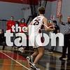 The Argyle Eagles defeat the Krum Bobcats at Argyle High School on January 2, 2021. (Laney Richardson | The Talon News)