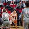 The Eagles defeat the Celina Bobcats at Argyle high school on December 17,2019. (Alex Daggett | The Talon News)