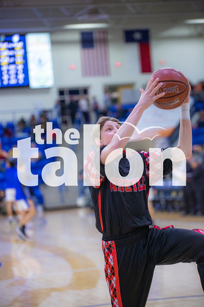 The Eagles defeat Clint High School in the regional quarter-finals at Lubbock Christian University on March 6th 2020. (Alex Daggett | The Talon News)