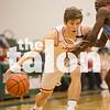 The Eagles take on Dallas Carter on Feb. 28, 2017 at Newman Smith High School in Carrollton, Texas. (Christopher Piel/The Talon News)