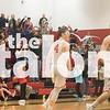 Eagles take on the Decatur Eagles on Jan. 12, 2018 at Argyle High School. (Faith Stapleton/The Talon News)