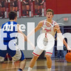 Eagles Basketball takes on the Decatur Eagles on Jan. 31, 2017. (Campbell Wilmot/The Talon News)