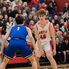 The Eagles fall to Decatur at Argyle high school on February 11, 2020. (Katie Ray <br />   The Talon News)