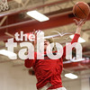 The Eagles take on Krum on January 22, 2016 in Argyle, Texas. (Christopher Piel/The Talon News)