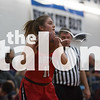 Eagles play the Krum Bobcats for Eagles vs. Krum at Krum High School in Krum, Texas, on January, 15, 2019. (Sloan Dial / The Talon News)