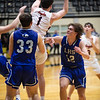 The Argyle Eagles defeat the Lampasas Badgers and advance to the Regional Quarter-Finals at Italy High School on February 25, 2021. (Katie Ray | The Talon News)
