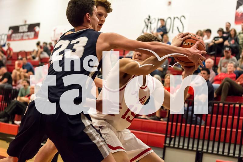 Eagles Vs LibertyArgyle HIgh School in Argyle, Texas on Tuesday. (Quinn Calendine/The Talon News)