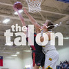 The Eagles defeat Pampa High School in the regional finals at Lubbock Christian University on March 7th 2020. (Alex Daggett | The Talon News)