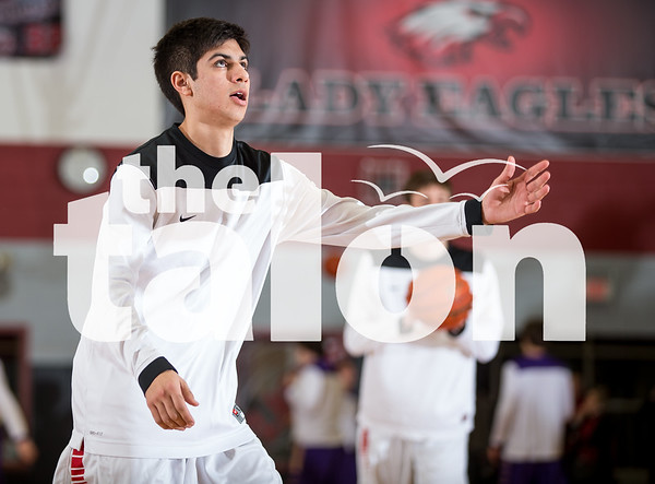 Eagles vs. Sanger (2-3-15)