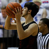 The Argyle Eagles defeat the Decatur Eagles at Decatur high school on January 24, 2020. ( Katie Ray   The Talon News )