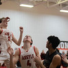 The Argyle Eagles defeat the Springtown porcupines at Argyle high school on February 4, 2020. (Katie Ray | The Talon News)