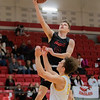 To kick off playoffs, the Argyle Eagles defeat the Stephenville Yellowjackets at Burleson high school on February 25, 2020. (Katie Ray | The Talon News)