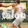 The Eagles take on Terrell on Feb. 24, 2017 at Prosper High School. (Christopher Piel/The Talon News)