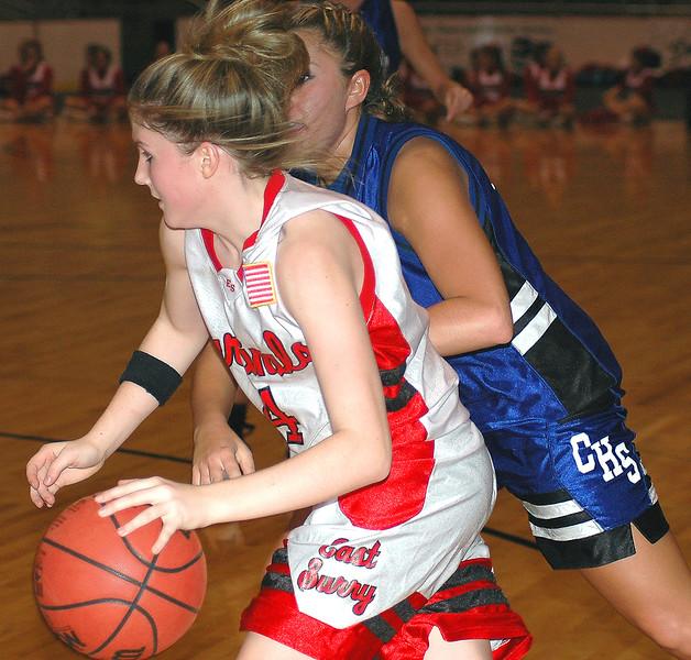 East Surry Girl's Basketball SEC Champs 2004