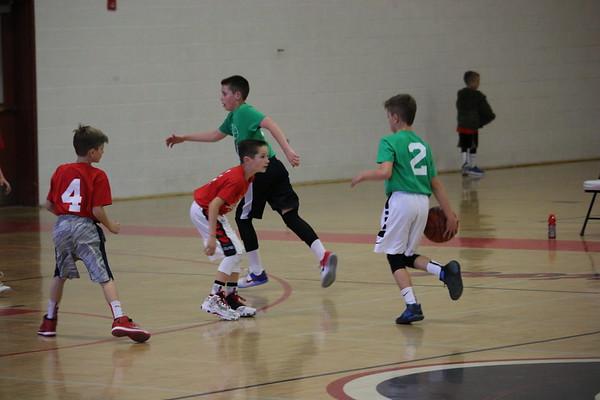 Elijahs basketball 2017