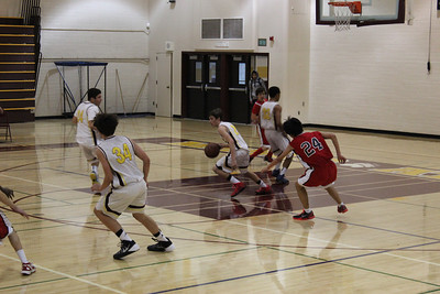 Freshman Basketball 2013/4