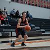 The Freshmen Eagles defeat the Springtown Porcupines at Springtown High School on January 12, 2020. (Nicholas West | The Talon News)
