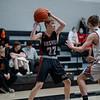 The Freshmen Eagles defeat the Springtown Porcupines at Springtown High School on January 12, 2020. (Nicholas West   The Talon News)