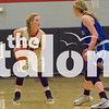 Freshmen Girls Basketball takes on the Decatur Eagles on Jan. 31, 2017. (Campbell Wilmot/The Talon News)