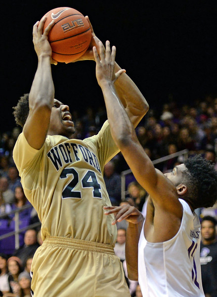 Wofford at Furman