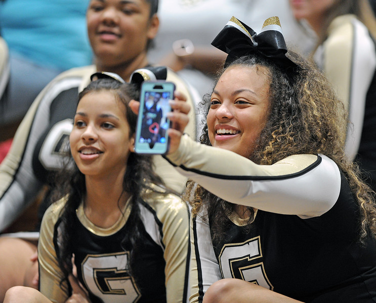 Gaffney at Woodmont Girls Basketball