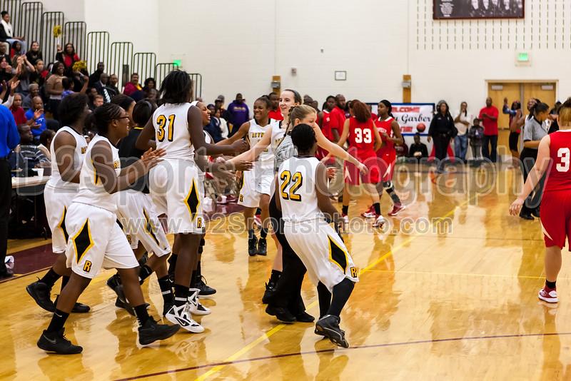 RJR Demons vs Thomasville Bulldogs Women's Varsity Basketball<br /> Mary Garber Tournament Championship Game<br /> Saturday, December 22, 2012 at Atkins High School<br /> Winston-Salem, North Carolina<br /> (file 213126_803Q4144_1D3)