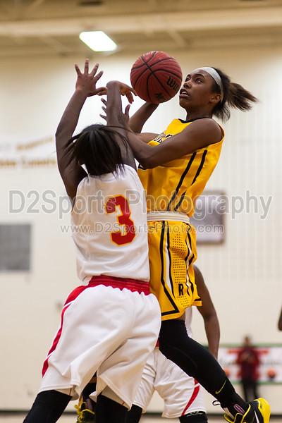RJ Reynolds Demons  vs Winston-Salem Prep Phoenix Women's Varsity Basketball