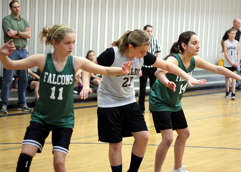 6th girls Goodrich Warriors vs Sloss Loomis Eagles 030312 (25)