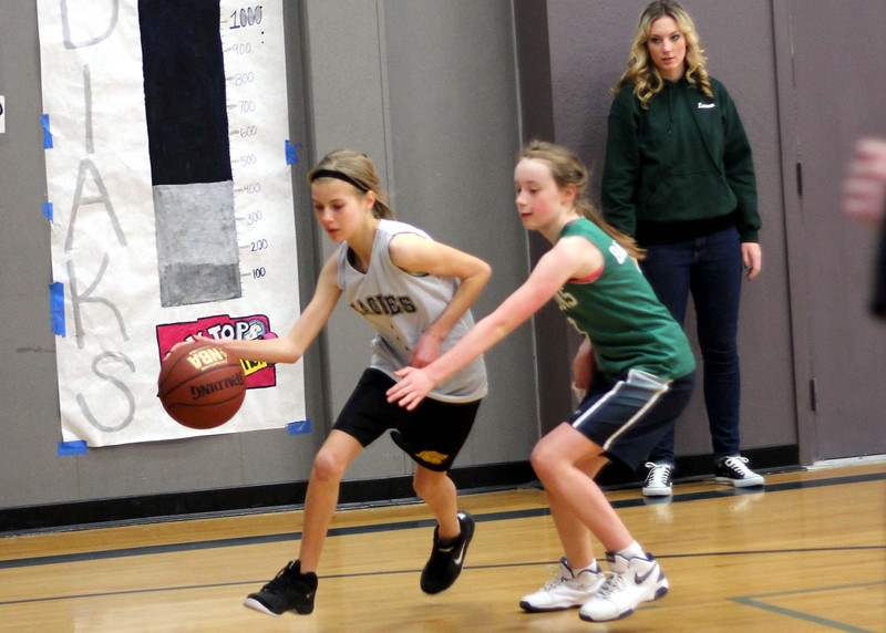 6th girls Goodrich Warriors vs Sloss Loomis Eagles 030312 (27)