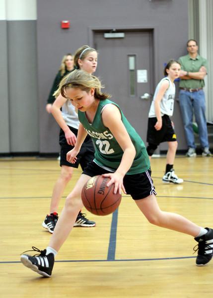 6th girls Goodrich Warriors vs Sloss Loomis Eagles 030312 (22)