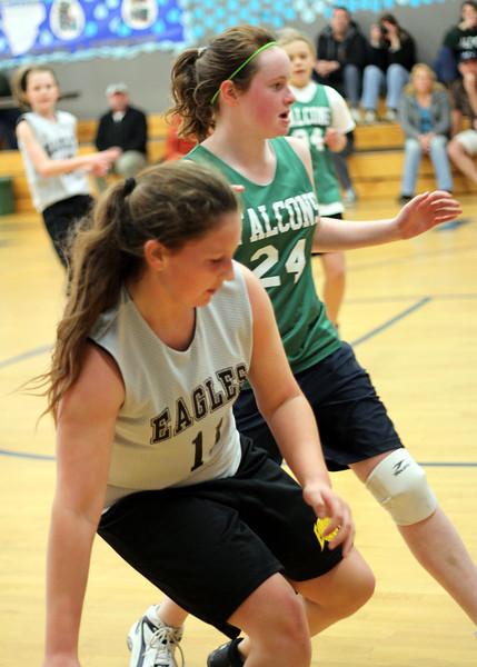 6th girls Goodrich Warriors vs Sloss Loomis Eagles 030312 (39)