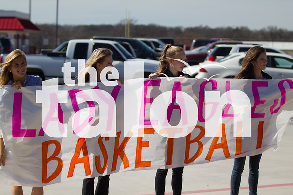 Girls Area Sendoff Rally Photos (2-14-14)
