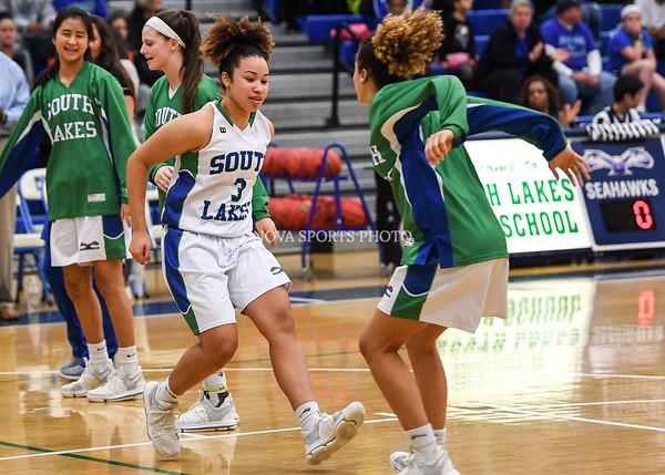 Girls Basketball Herndon vs South Lakes-1