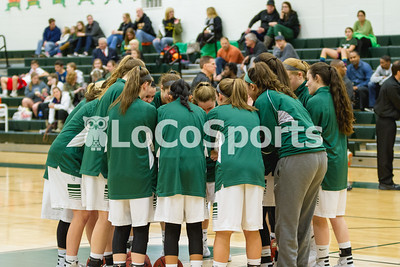 Girls Basketball: Loudoun Valley 56, GW Danville 40 by Doug Johnson on February 23, 2016