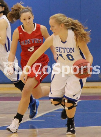 Girls Basketball: Park View 63, Seton 61 by Michael and Mary Beth Pittinger on December 28, 2016