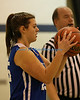 Stony Brook NY January 22nd. 2013 Shelter Island Girls Varsity Basketball player…………#.. against Stony Brook at the Stony Brook School. Stony Brook had a strong 4th quarter and defeated Shelter Island 40-23.