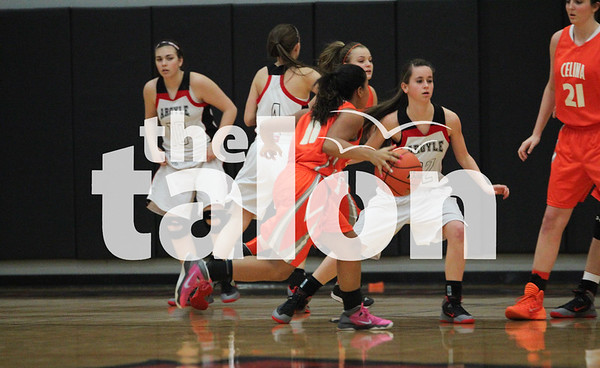 Girls JV vs Celina (1-17-14)
