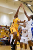 Atkins Camels vs Carver Yellow Jackets Women's Varsity Basketball<br /> Mary Garber Classic Basketball Tournament<br /> Saturday, December 17, 2011 at Atkins High School<br /> Winston-Salem, North Carolina<br /> (file 171518_BV0H4436_1D4)