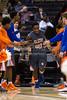East Forsyth Eagles vs Glenn Bobcats Men's Varsity Basketball